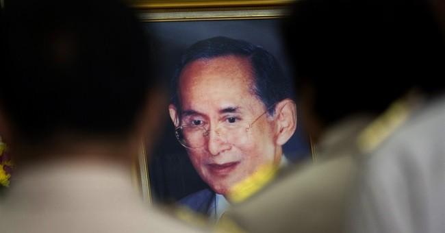 Thai editor sentenced to jail for defaming king