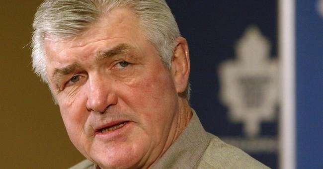 Longtime NHL coach, executive Pat Quinn dies at 71