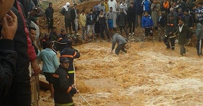 Floods kill at least 32 in southern Morocco