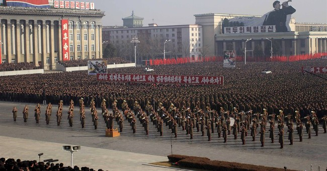 N. Korea holds rally against UN rights resolution