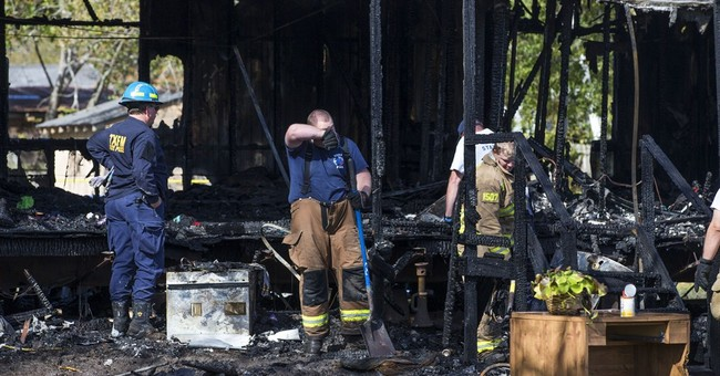 5 children killed in South Texas house fire