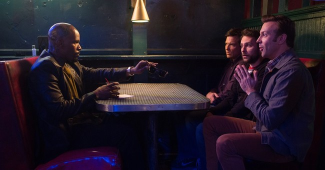 Review: 'Horrible Bosses 2' doesn't work