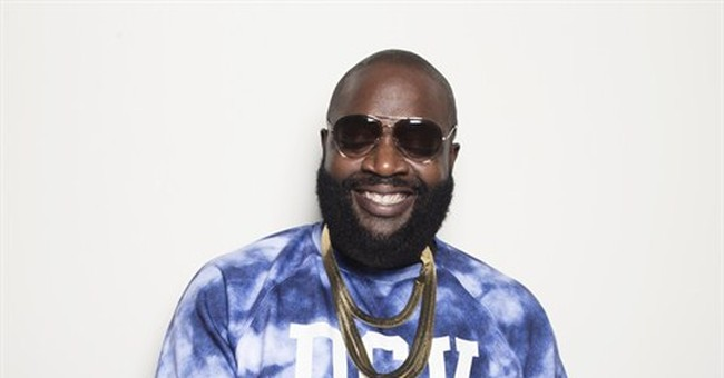 Weight loss and exercise, according of Rick Ross