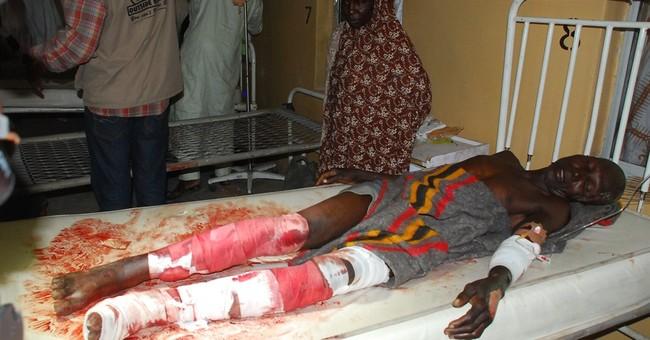 2 teen female bombers kill more than 40 in Nigeria