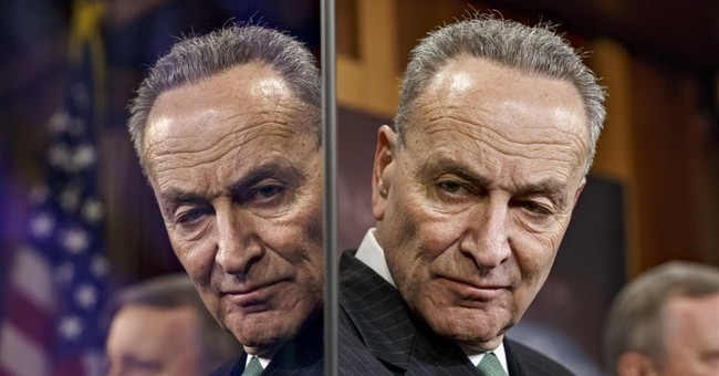 Schumer to Dems: Make government help workers