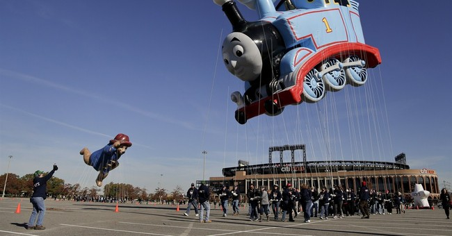 Helium: It gives NYC's Thanksgiving parade a lift