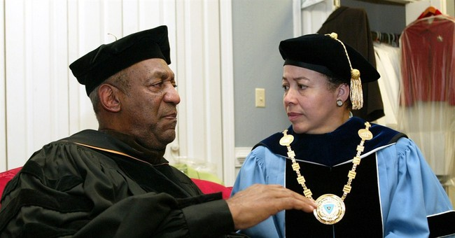 Cosby philanthropy shadowed by sexual allegations