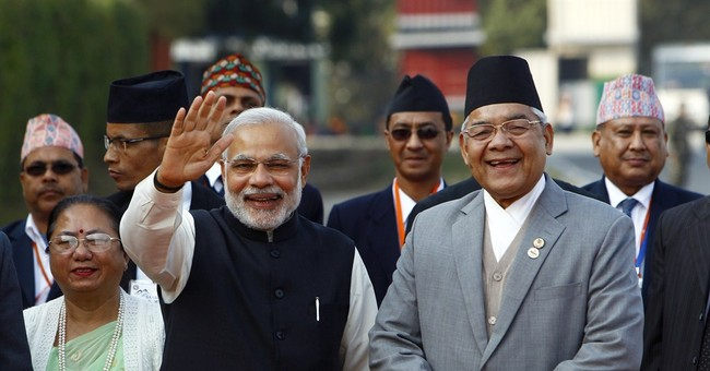 Nepal signs Indian power deal during Modi visit