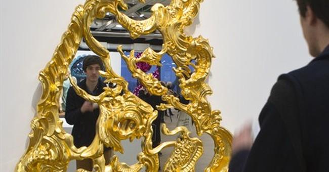 France's Pompidou opens Jeff Koons retrospective