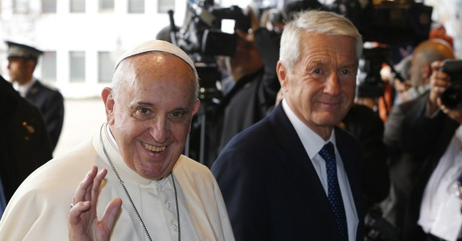 Pope to Europe: Accept immigrants, create jobs