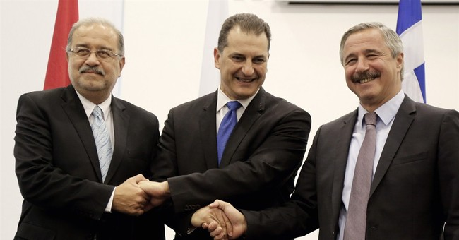 Egypt in talks to import Cypriot natural gas