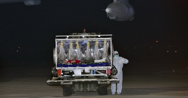 Italy's Ebola patient gets experimental treatment