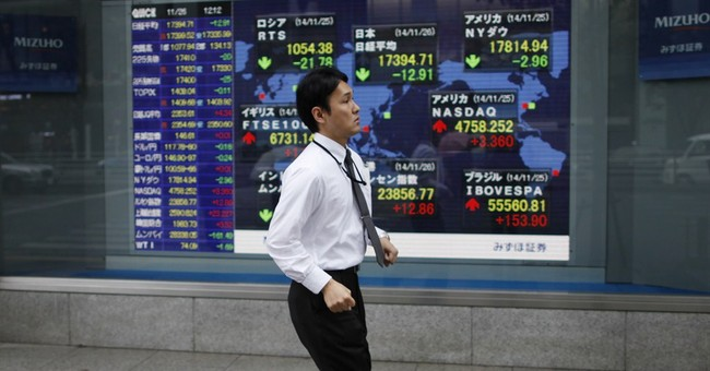 Asia stocks rise after US growth revised higher
