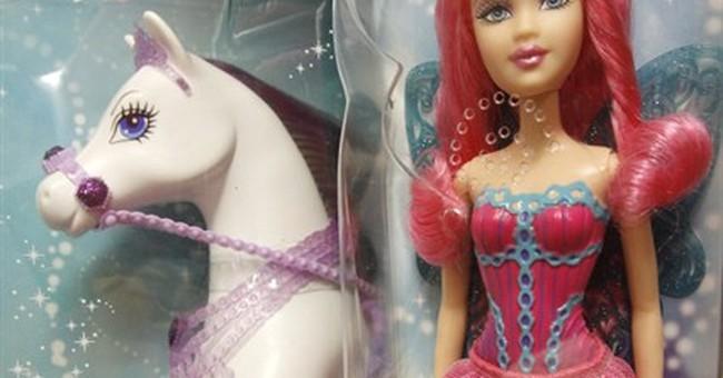 Barbie dethroned by Team Elsa