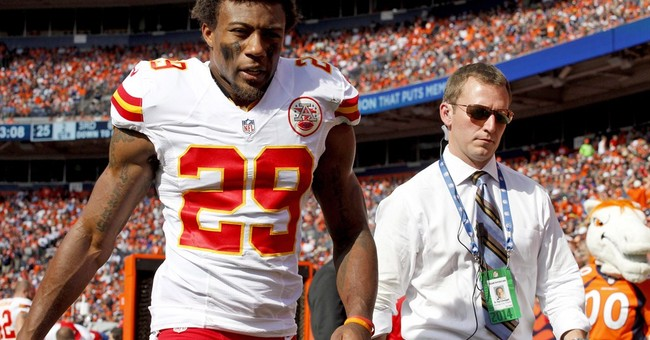Chiefs' Berry has support from all corners