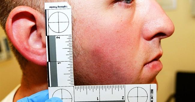 Grand jury focused on key fatal Ferguson 'tussle'