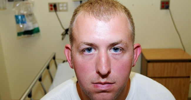 Ferguson officer: 'I know I did my job right'