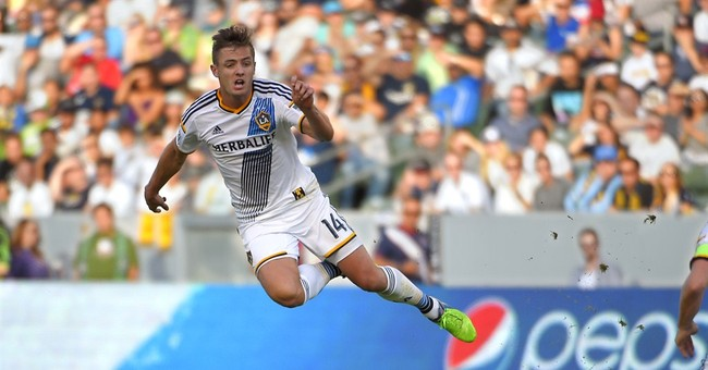MLS player rues slow acceptance of gays in sports