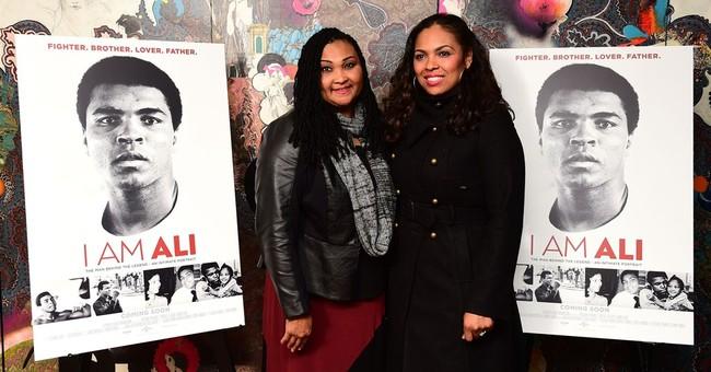 Muhammad Ali daughters promote 'I Am Ali' in UK