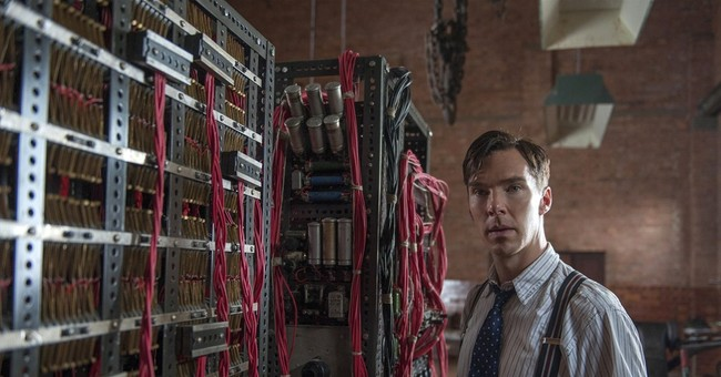 Review: Cumberbatch shines as wartime codebreaker