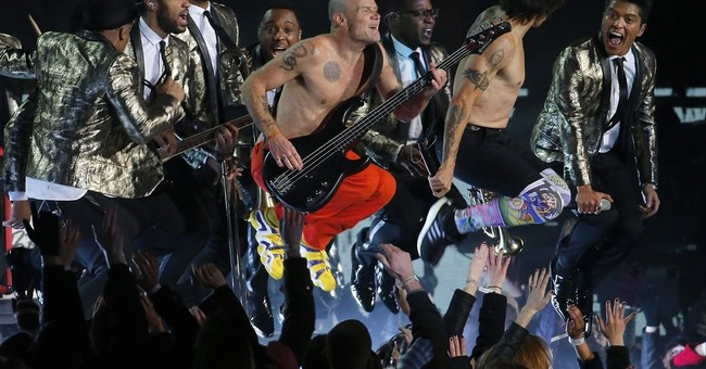 Red Hot Chili Peppers talk Super Bowl, Bruno Mars