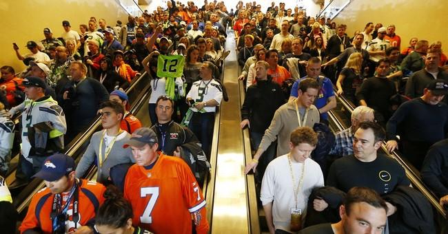 SUPER BOWL WATCH: Seattle soaring in Super Bowl