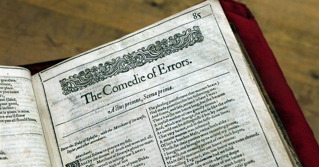 Rare Shakespeare Folio discovered in French town
