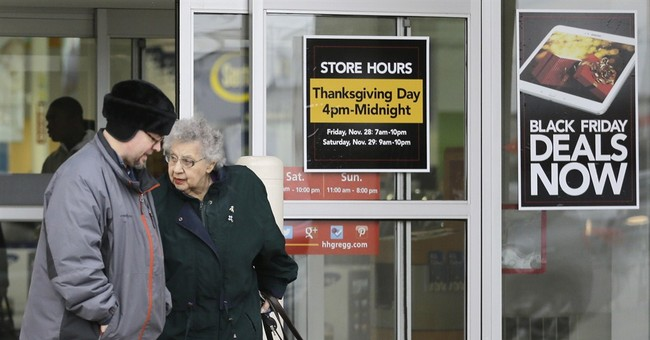 Ohio bill seeks extra retail pay on Thanksgiving