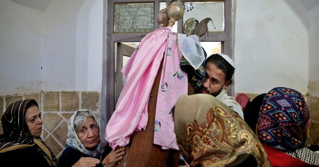 Once maligned, Iran's Jews find greater acceptance