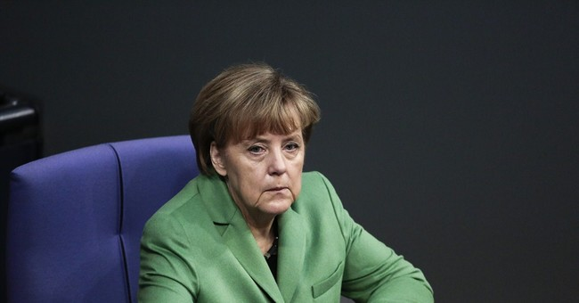 "Merkel: Continued Russia sanctions ""unavoidable"""