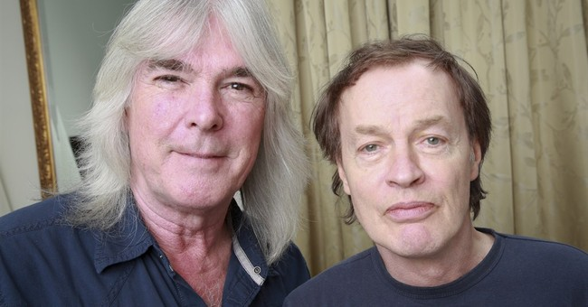 With shake-ups, AC/DC perseveres with album, tour