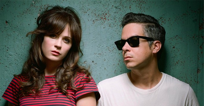 Talking songs with She & Him
