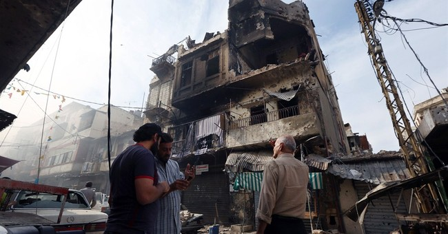 Impoverished Lebanese city is target for IS group
