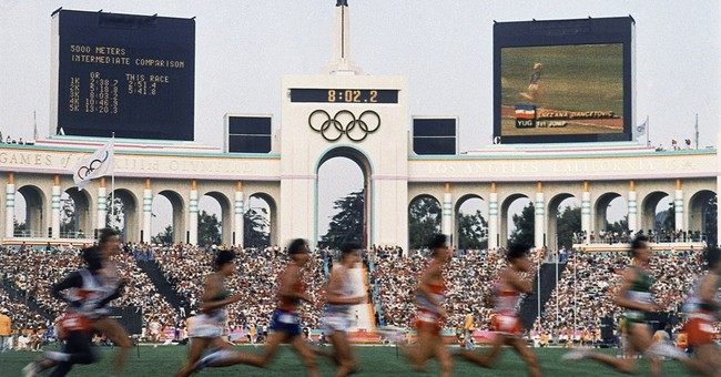 Los Angeles making quiet bid for 2024 Olympics