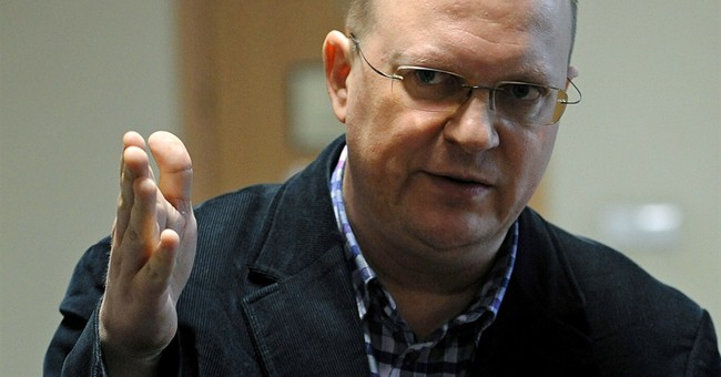 Russian suspected of spying resists leaving Poland