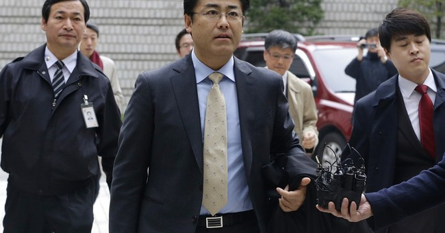 Japan's reporter pleads innocent in S. Korea trial