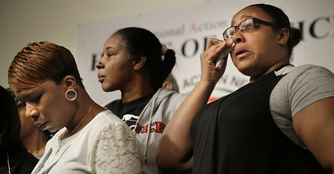 Sharpton gathers families of 3 men killed by cops