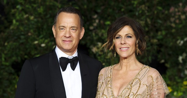 Tom Hanks, wife to host Christmas tree lighting