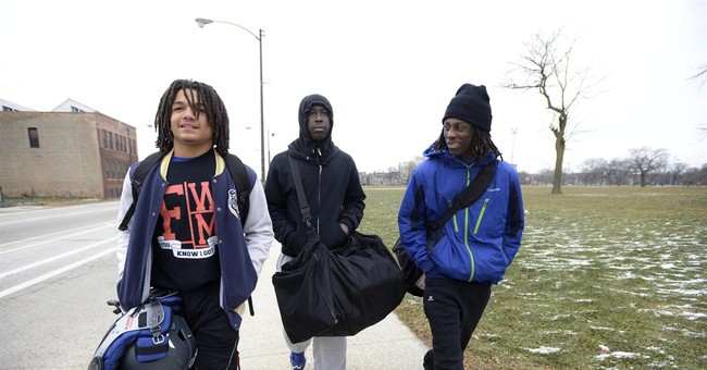 Against odds, Chicago school aims for championship