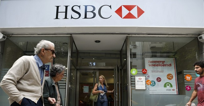 Argentina charges HSBC with aiding tax evasion
