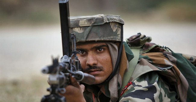 9 dead in Kashmir gunbattle between rebels, army