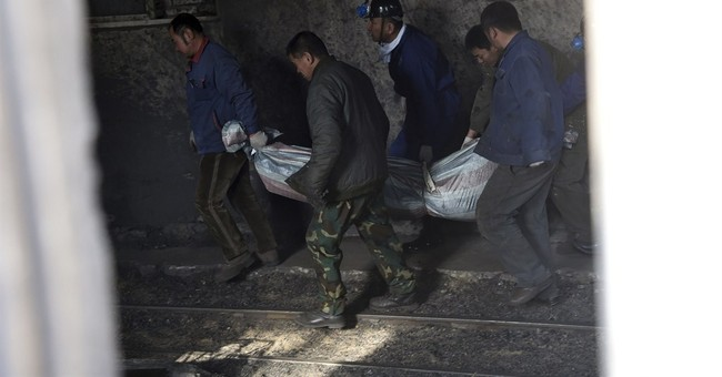 China hit by second deadly mine blast in 2 days