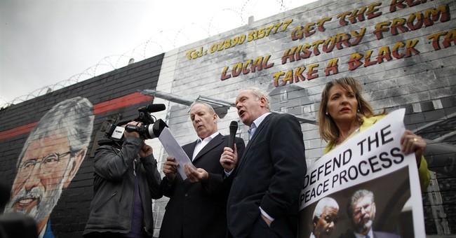 Sinn Fein figure arrested over widow's '72 killing