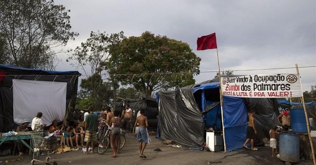 AP PHOTOS: Brazil housing shortage a daily drama