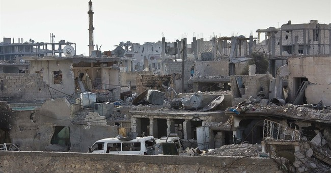 INSIDE KOBANI: Devastation mixed with optimism