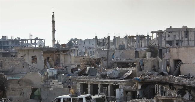 INSIDE KOBANI: Devastation mixed with optimism