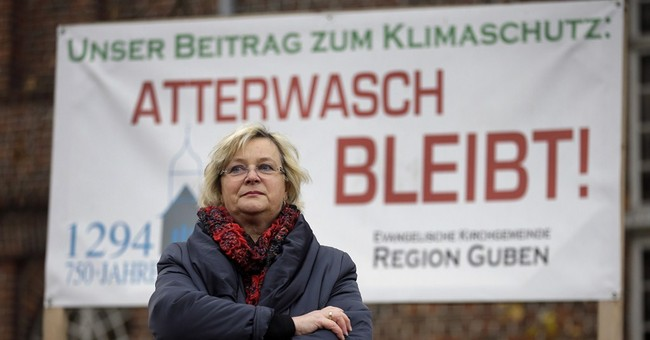 Energy revolution spells doom for German village