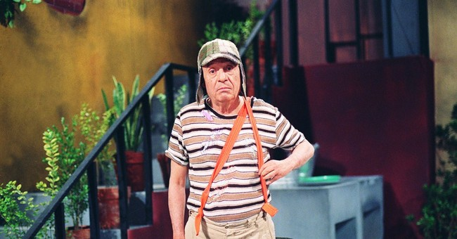 Thousands in Mexico pay homage to 'Chespirito'