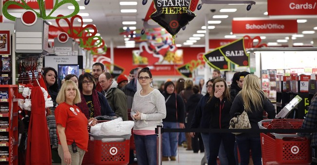 Black Friday gets a little less frenzied