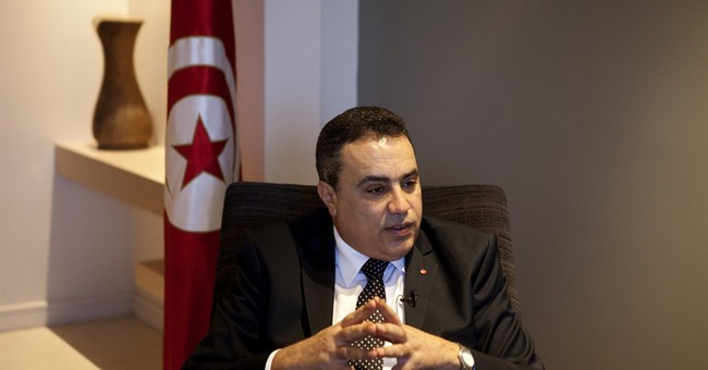 Tunisia's outgoing premier backs broad coalition